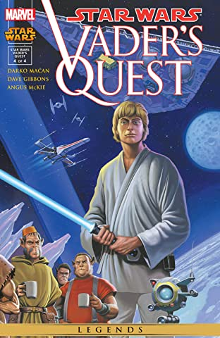 Star Wars: Vader's Quest (1999) #4 (of 4)