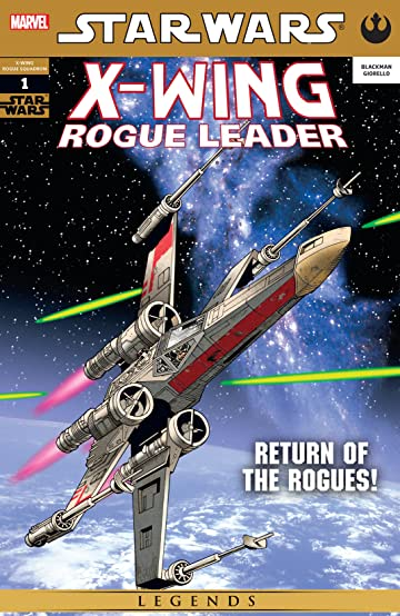 Star Wars: X-Wing Rogue Leader (2005) #1 (of 3)