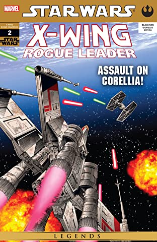 Star Wars: X-Wing Rogue Leader (2005) #2 (of 3)