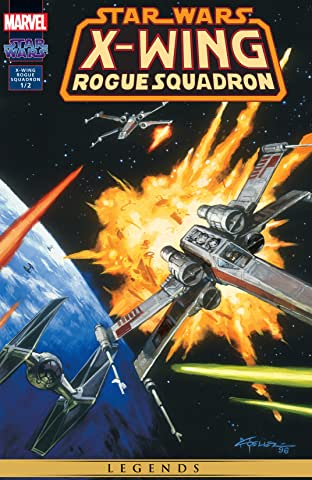 Star Wars: X-Wing Rogue Squadron (1995-1998) #½