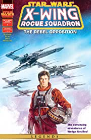 Star Wars: X-Wing Rogue Squadron (1995-1998) #1