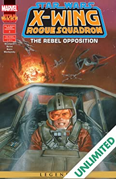 Star Wars: X-Wing Rogue Squadron (1995-1998) #3