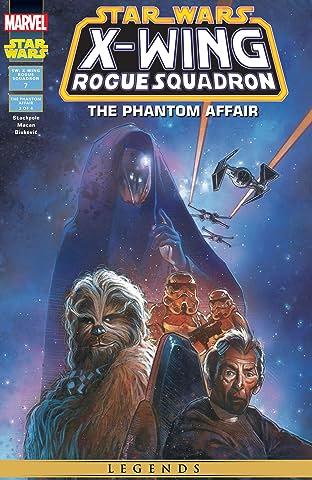 Star Wars: X-Wing Rogue Squadron (1995-1998) No.7