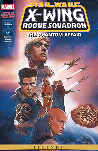 Star Wars: X-Wing Rogue Squadron (1995-1998) #8