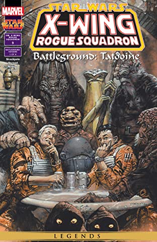 Star Wars: X-Wing Rogue Squadron (1995-1998) No.9