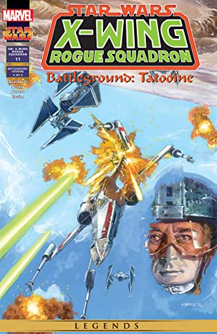 Star Wars: X-Wing Rogue Squadron (1995-1998) #11