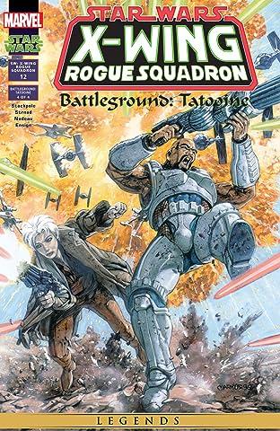 Star Wars: X-Wing Rogue Squadron (1995-1998) No.12
