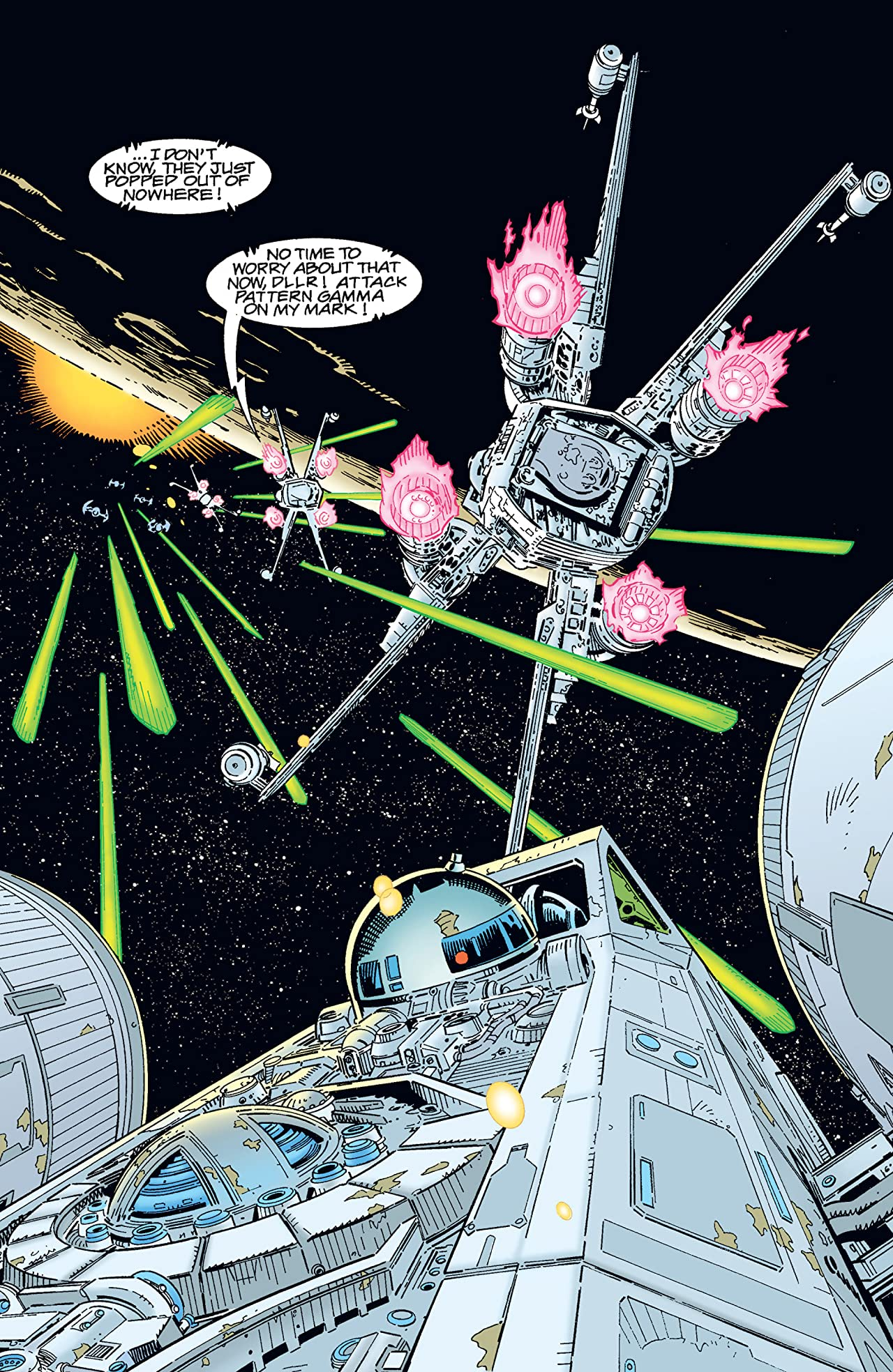Star Wars: X-Wing Rogue Squadron (1995-1998) #13