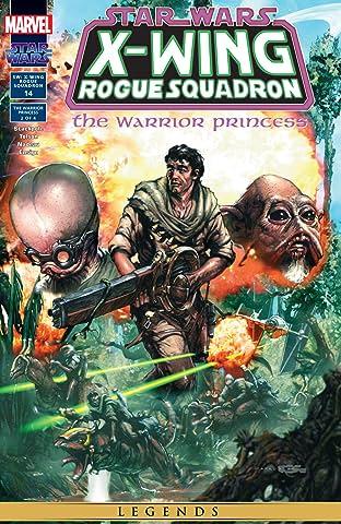 Star Wars: X-Wing Rogue Squadron (1995-1998) No.14