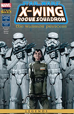 Star Wars: X-Wing Rogue Squadron (1995-1998) No.15