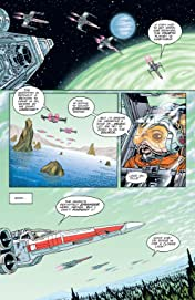 Star Wars: X-Wing Rogue Squadron (1995-1998) #17