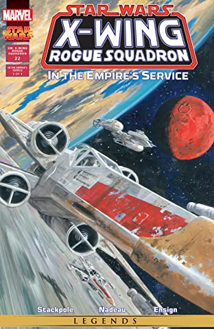 Star Wars: X-Wing Rogue Squadron (1995-1998) #22