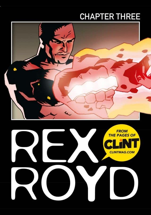 Rex Royd #3