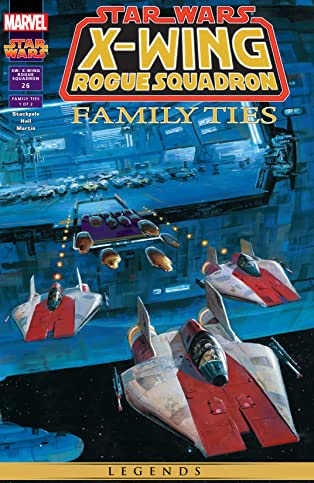 Star Wars: X-Wing Rogue Squadron (1995-1998) #26