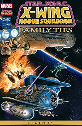 Star Wars: X-Wing Rogue Squadron (1995-1998) #27