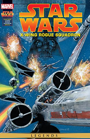 Star Wars: X-Wing Rogue Squadron Special