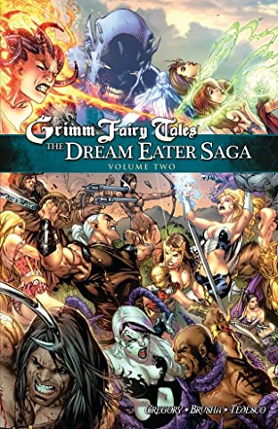 Dream Eater Saga Vol. 2