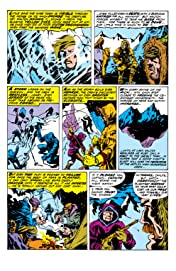 Frankenstein (1973-1975) #1