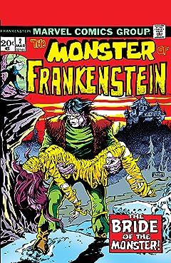 Frankenstein (1973-1975) #2