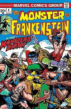 Frankenstein (1973-1975) #4