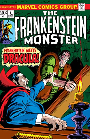 Frankenstein (1973-1975) #8