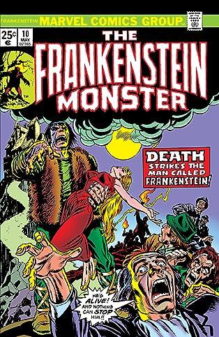 Frankenstein (1973-1975) #10