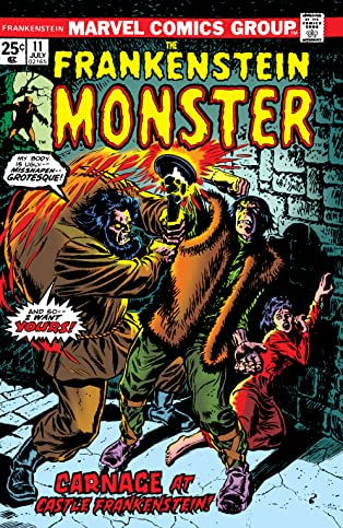 Frankenstein (1973-1975) #11