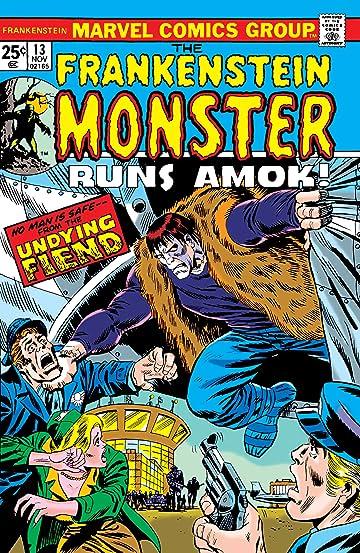 Frankenstein (1973-1975) #13