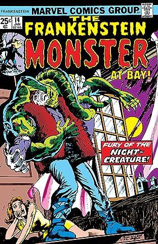 Frankenstein (1973-1975) #14