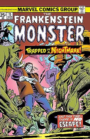 Frankenstein (1973-1975) #15