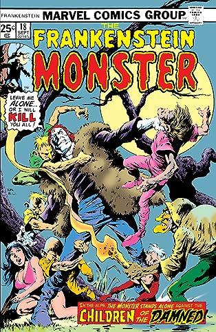 Frankenstein (1973-1975) #18