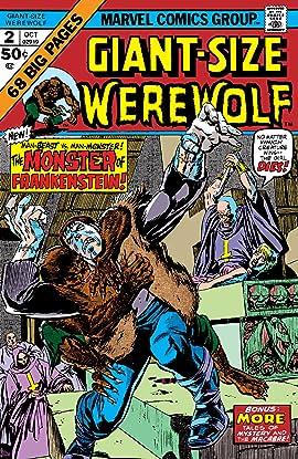 Giant-Size Werewolf By Night (1974-1975) #2