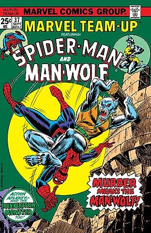 Marvel Team-Up (1972-1985) #37