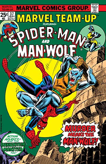 Marvel Team-Up (1972-1985) #37
