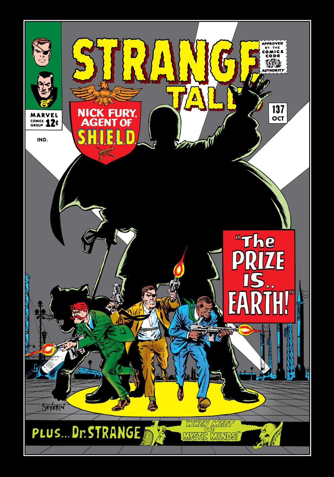 Strange Tales (1951-1968) #137