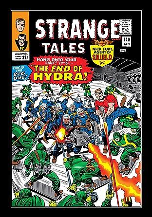 Strange Tales (1951-1968) #140