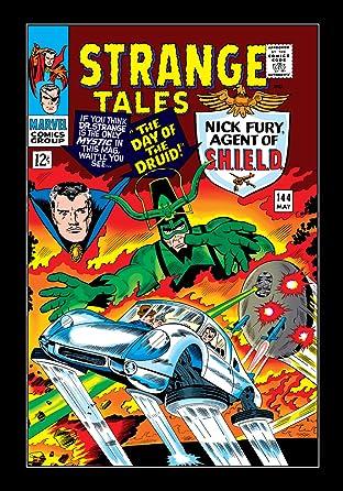 Strange Tales (1951-1968) #144