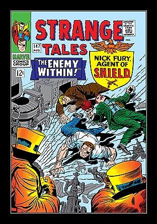 Strange Tales (1951-1968) #147