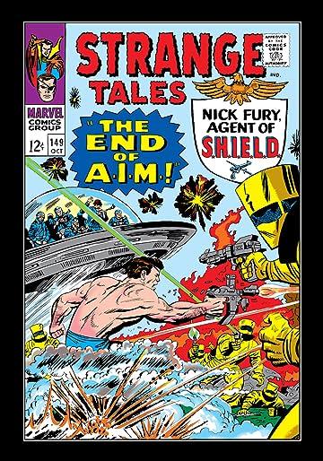 Strange Tales (1951-1968) #149