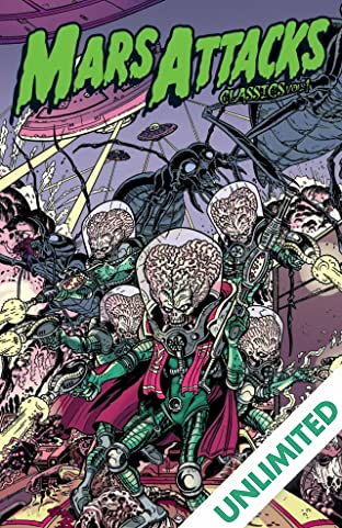 Mars Attacks: Classics Vol. 1