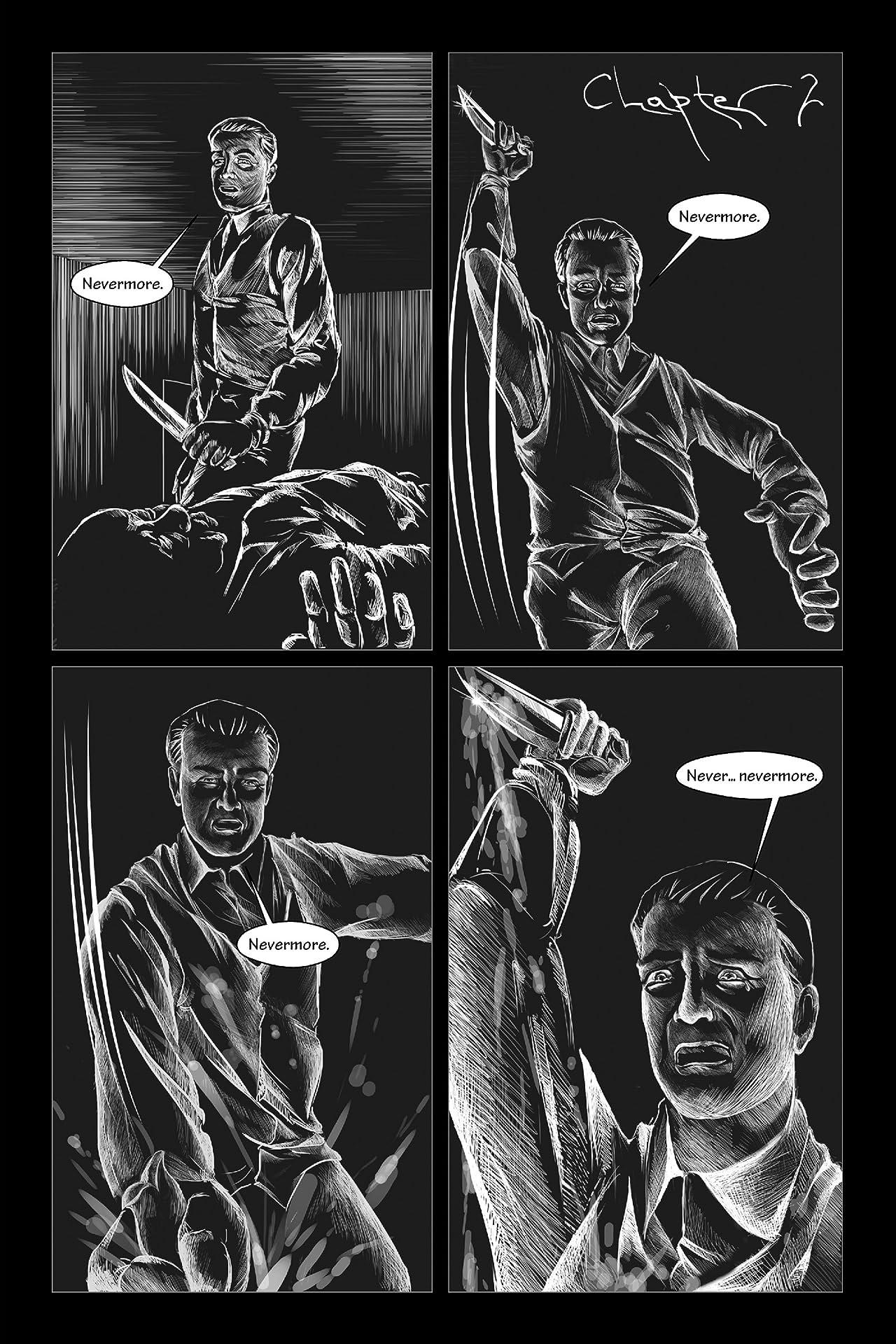 The Poe Murders #2