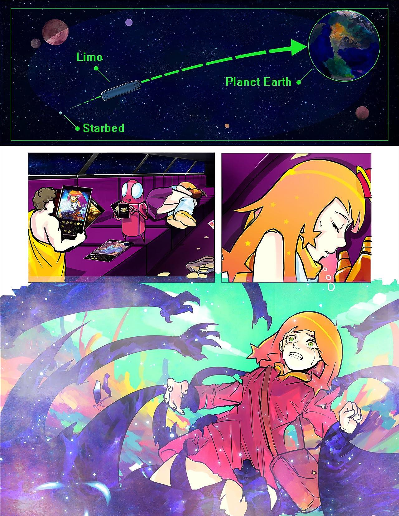 Starpunch Girl #3