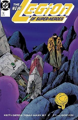 Legion of Super-Heroes (1989-2000) No.1