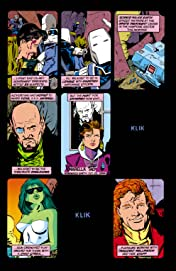 Legion of Super-Heroes (1989-2000) #1