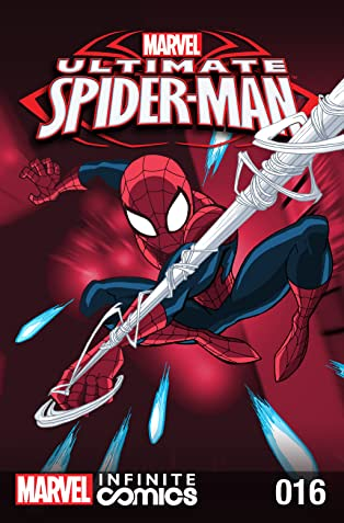 Ultimate Spider-Man Infinite Comic #16