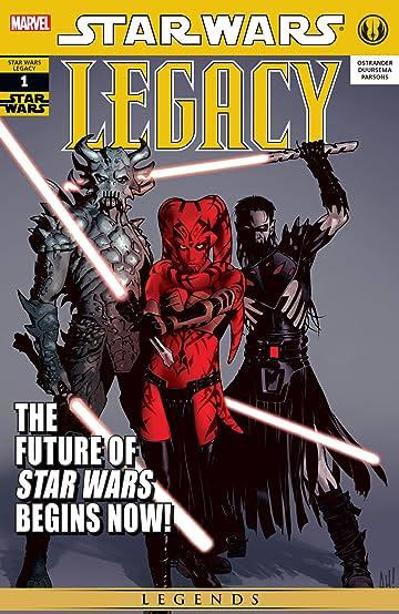 Star Wars: Legacy (2006-2010) #1