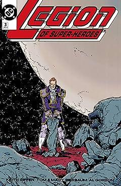 Legion of Super-Heroes (1989-2000) #3