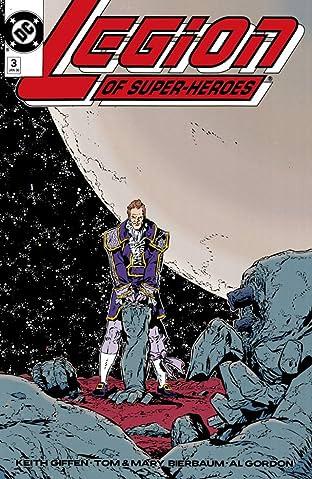 Legion of Super-Heroes (1989-2000) No.3