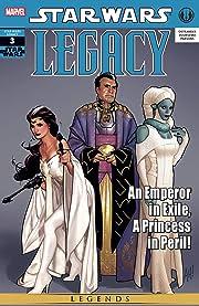 Star Wars: Legacy (2006-2010) #3