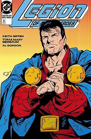 Legion of Super-Heroes (1989-2000) No.4